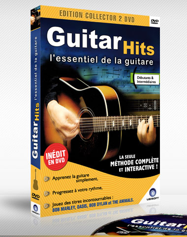 Guitar Hits : l'essentiel de la guitare