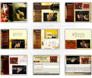 Un cours de guitare simple et complet